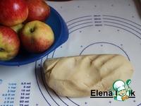 Яблочно-творожный кухен ингредиенты