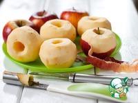 Сочный пирог с яблоками ингредиенты