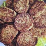 Хлебные апулийские оладьи с каперсами и сельдереем