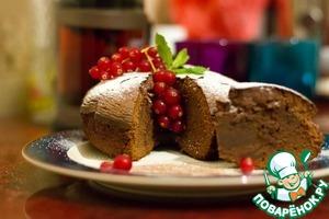 Шоколадный торт простой пошаговый рецепт с фото готовим