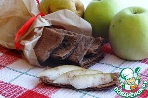 Хлебцы из льняной муки рецепт с фото