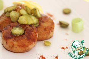 Как готовить Морской гребешок в кисло-сладком соусе вкусный рецепт приготовления с фотографиями пошагово