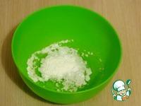 Овсяные кексы с клюквой ингредиенты