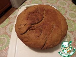 Рецепт Ржаной хлеб в мультиварке