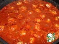 Тефтели в итальянском стиле ингредиенты