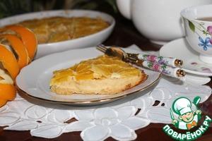 Рецепт Гратен из апельсинов