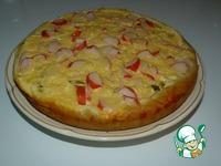 Картофельный закусочный пирог ингредиенты