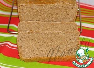 Рецепт Полбяной хлеб