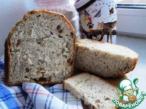 Рецепт Белый хлеб на сгущенном молоке