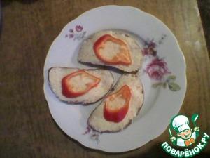 Рецепт Сытные бутерброды