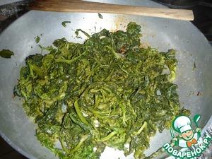 Рецепт Брокколетти пикантные (Листовые овощи – проще не бывает)