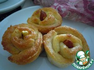 Десерт Роза