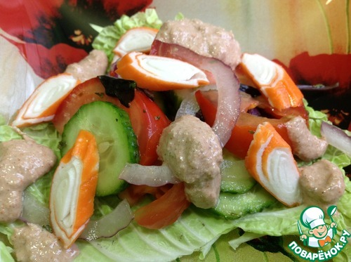 салат красавица классический рецепт с фото пошагово