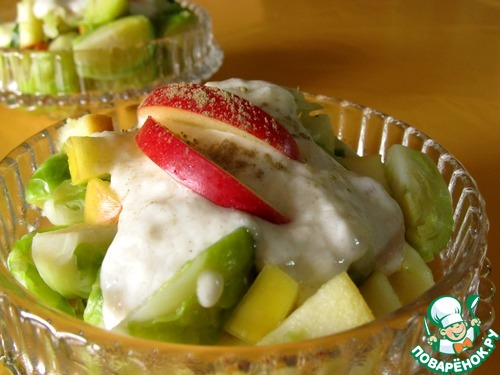 Рецепты салатов с спаржей
