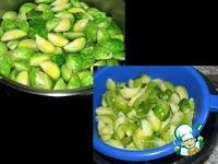 Салат из брюссельской капусты ингредиенты