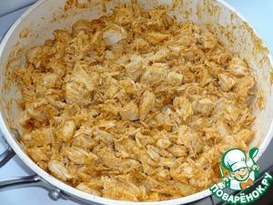 Рецепт Острая курица по-восточному