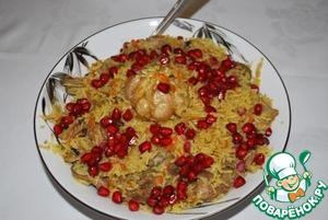 Рецепт Бириани или пряный индийский плов