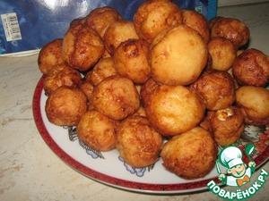Творожные пончики вкусный пошаговый рецепт с фото готовим