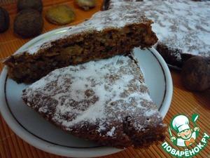 Рецепт Сладкий пирог с инжиром