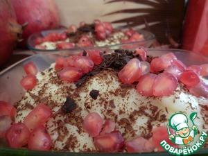 Рецепт Крем с белым шоколадом