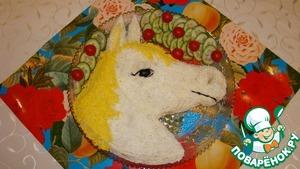 Рецепт Салат Лошадь