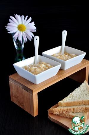 Рецепт Тартар из щучьей икры