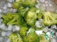 Маффины с брокколи ингредиенты
