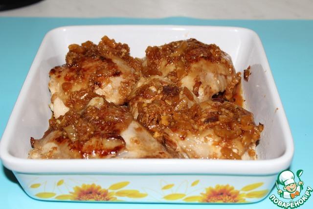 Рецепт бедро куриное в пароварке