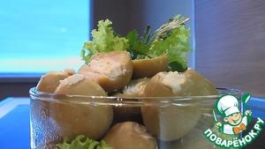 Рецепт Оливки фаршированные мясом