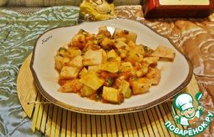 Острый маринованный дайкон домашний рецепт с фотографиями пошагово как приготовить