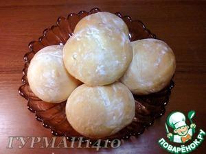Рецепт Хлебные булочки на завтрак из Венеции