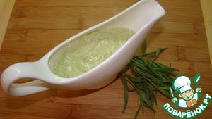 Рецепт Зеленый майонез
