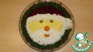 Рецепт Салат Санта