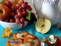 """Куриная закуска """"Яблочные дольки"""" ингредиенты"""
