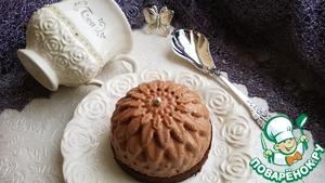 """Рецепт Пирожное """"Шоколадный рай"""""""