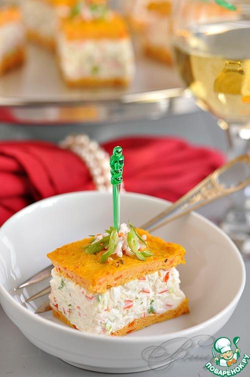к с супу фото палочки пошагово рецепт сырные