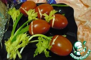 Рецепт Заливное в помидорках
