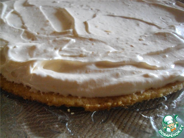 торт краковский рецепт с фото