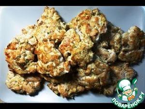 Рецепт Рубленые котлеты из куриной грудки