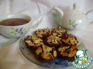 Рецепт Кокосово-шоколадное печенье