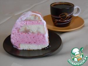 Рецепт Бисквит-мороженое