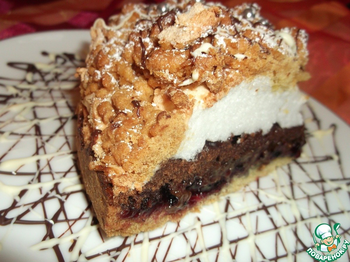Пирог штирлиц рецепт с фото