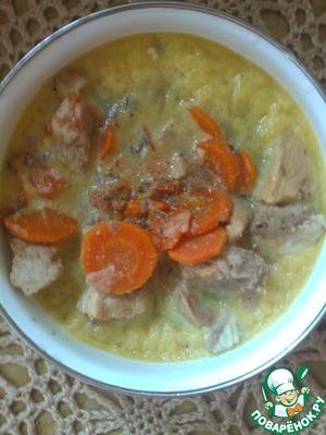 Рецепт Мясо в восточном стиле