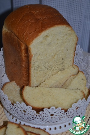 Рецепт Быстрый картофельный хлеб с зеленым луком