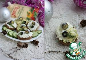 """Рецепт Закуска """"Пряная"""""""