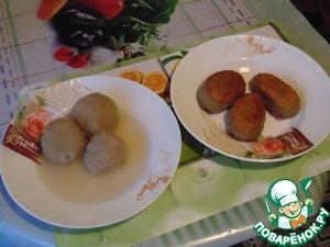 Рецепт Белорусские клецки