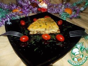 Рецепт Закусочный картофельный пирог