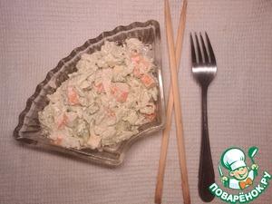 Рецепт Суши-салат