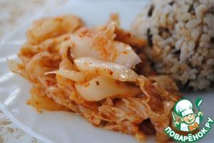 Рецепт Ким-чи
