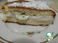 Торт с нежнейшим творожным кремом ингредиенты